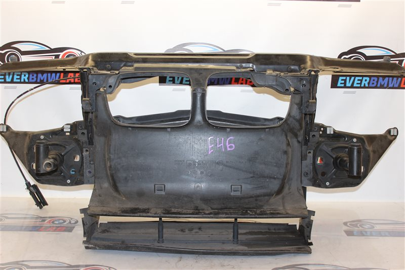 Рамка радиатора Bmw 3-Series 320I E46 M54B22 02/2003