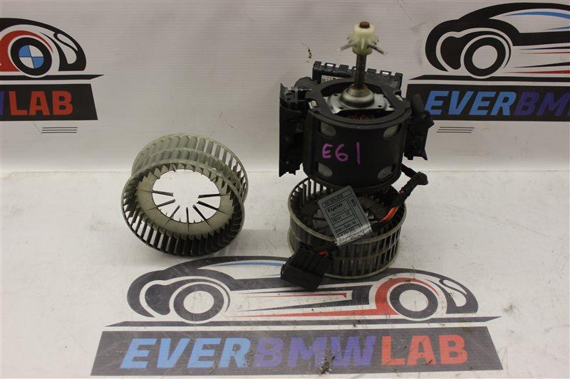 Мотор печки Bmw 5 Series 525I E61 M54B25 (256S5) 04/2004