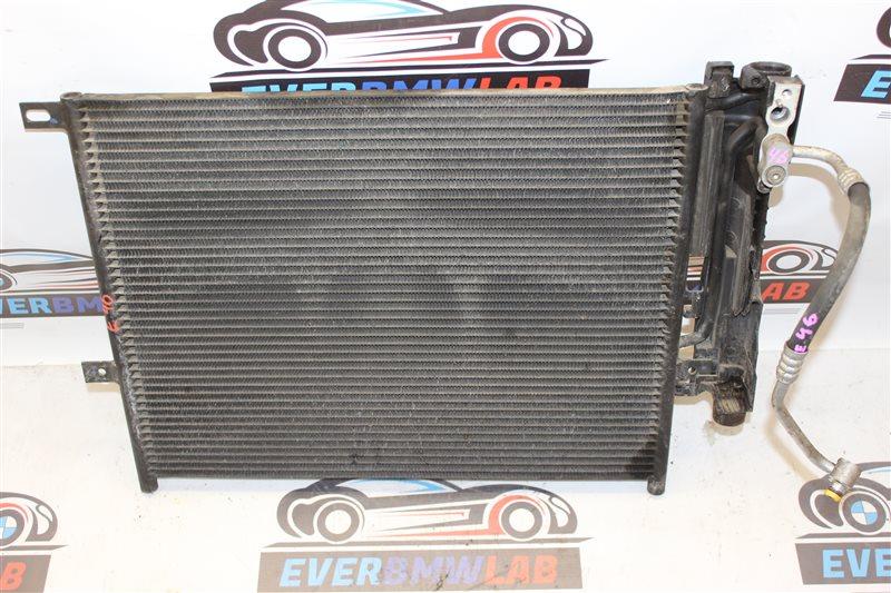 Радиатор кондиционера Bmw 3-Series 318I E46 N42B20A 06/2003