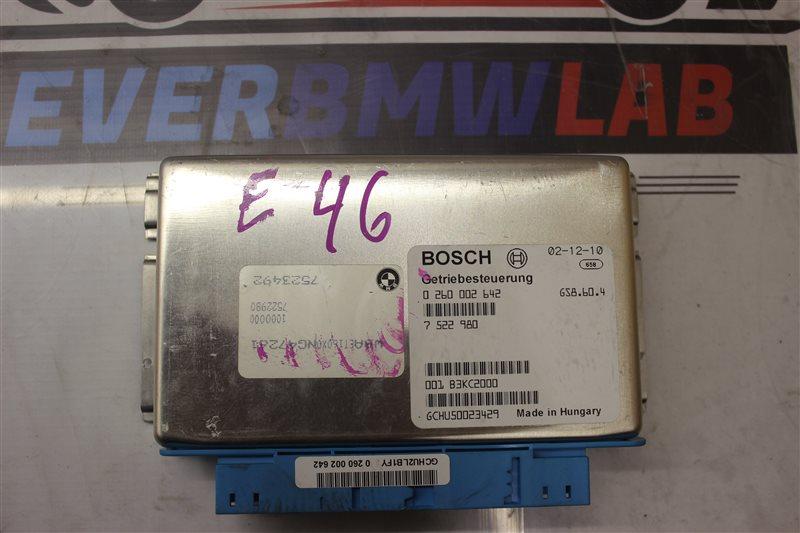 Блок управления акпп Bmw 3-Series 320I E46 M54B22 02/2003