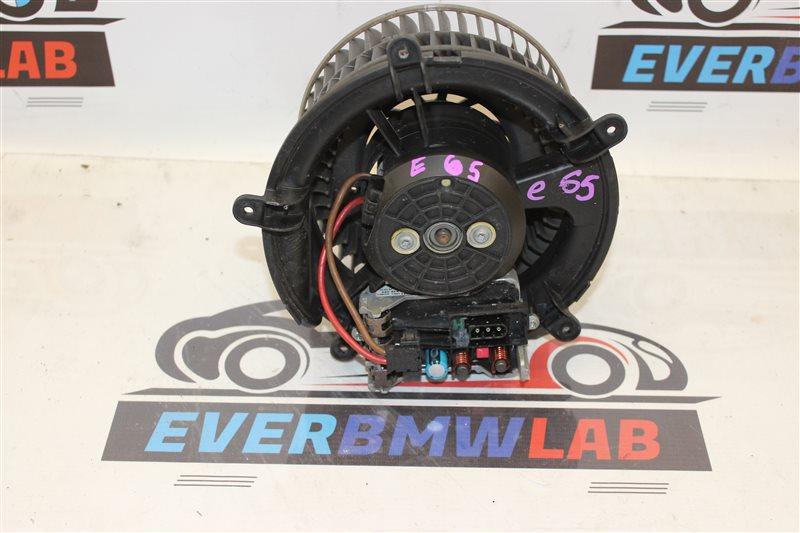 Мотор печки Bmw 7 Series E65 N62B48B 05/2007