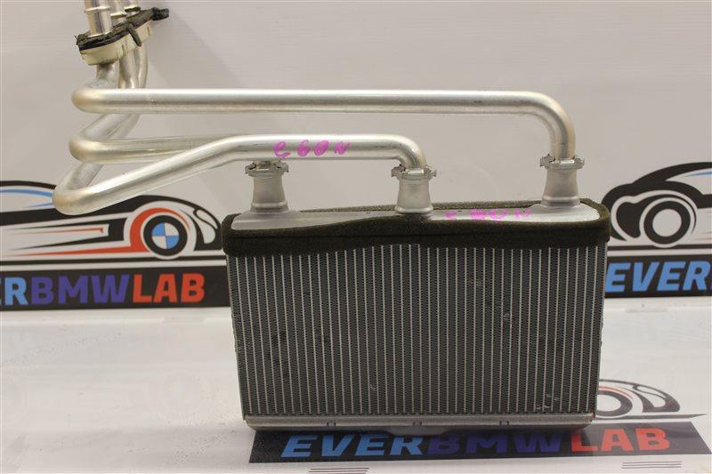 Радиатор печки Bmw 5 Series 530I E60N N52B30A 03/2008