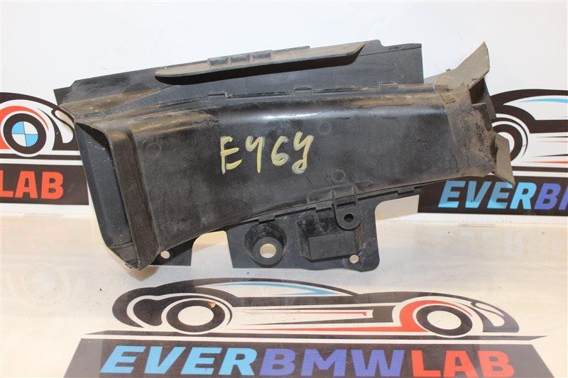 Воздухозаборник Bmw 3-Series 318I E46 M43TU 06/2001 передний нижний