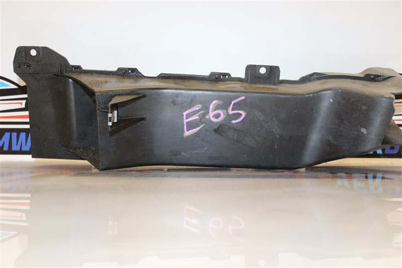 Воздухозаборник Bmw 7 Series E65 N62B48B 05/2007
