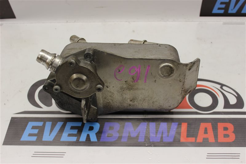 Теплообменник Bmw 3-Series 320I E91 N46B20B 07/2007