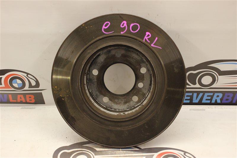 Тормозной диск Bmw 3-Series 320I E 90 N46B20B 09/2005 задний