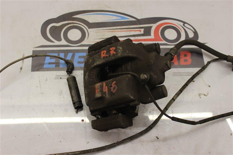 Суппорт Bmw 3-Series 320I E46 M54B22 02/2003 задний правый