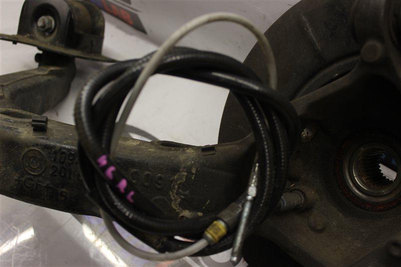 Трос ручника Bmw 3-Series 318I E46 N46B20A 2005 задний левый