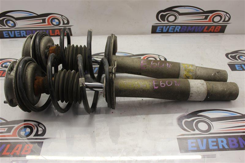 Стойка Bmw 5 Series 530I E60N N52B30A 03/2008 передняя