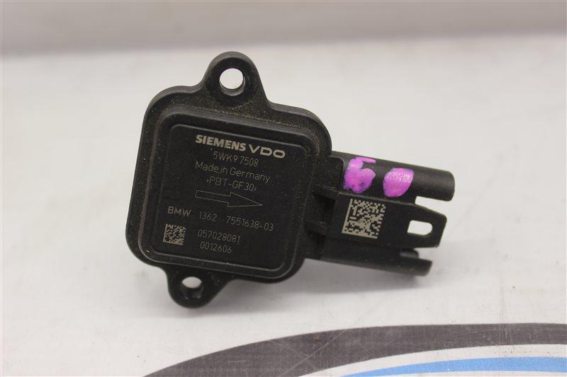 Расходомер Bmw 5 Series 525I E61 M54B25 (256S5) 04/2004