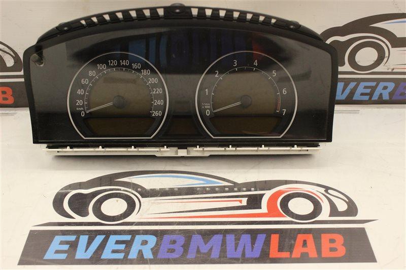 Панель приборов Bmw 7 Series E65 N62B48B 05/2007