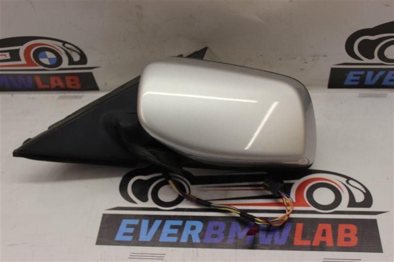 Зеркало Bmw 5 Series 525I E61 M54B25 (256S5) 04/2004 левое