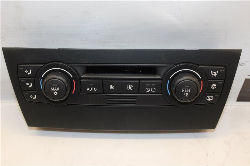 Блок управления климат-контролем Bmw 3-Series 320I E 90 N46B20B 09/2005