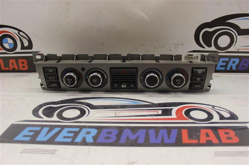 Блок управления климат-контролем Bmw 7 Series E65 N62B48B 05/2007