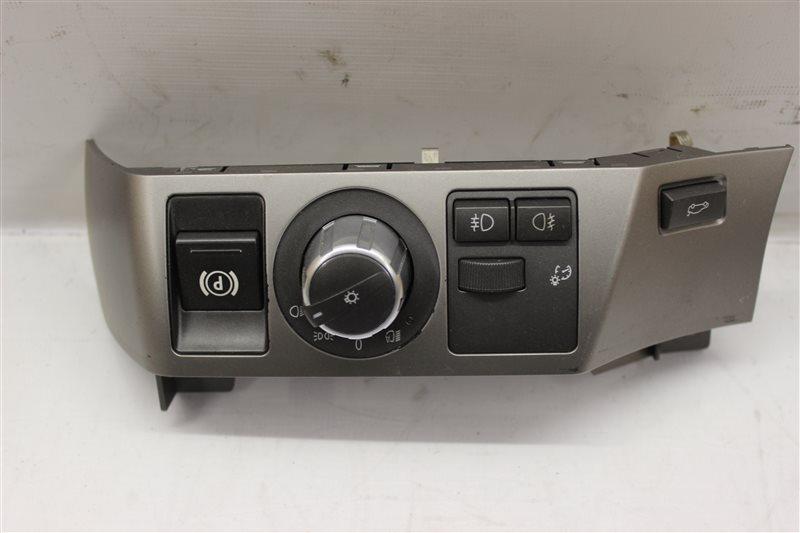 Блок управления светом Bmw 3-Series 318I E46 M43TU 06/2001