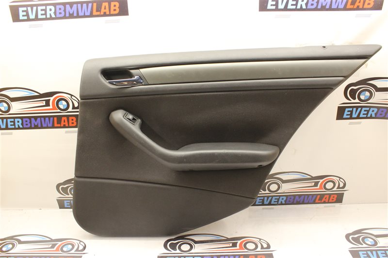 Комплект обшивок дверей Bmw 3-Series 318I E46 N42B20A 06/2003
