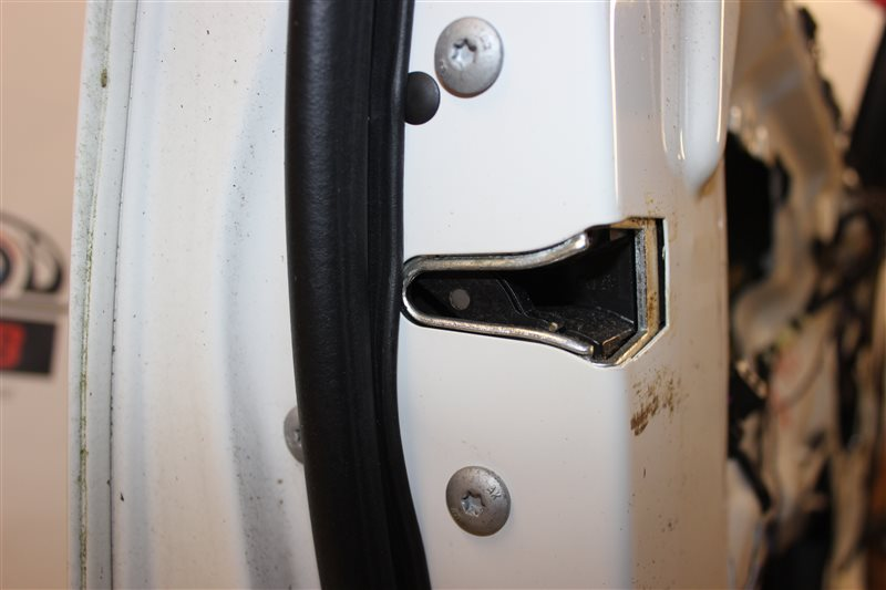 Замок двери Bmw 3-Series 318I E46 N42B20A 06/2003 передний левый