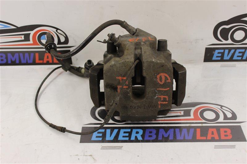 Суппорт Bmw 5 Series 525I E61 M54B25 (256S5) 04/2004 передний левый