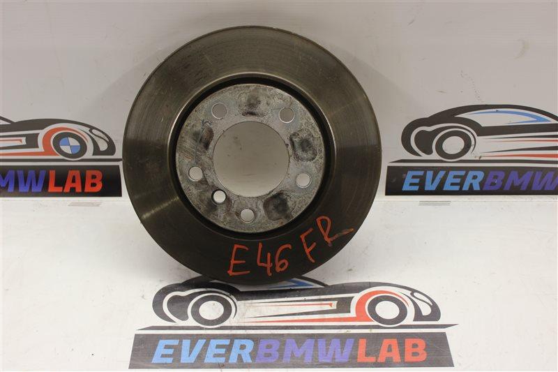 Тормозной диск Bmw 3-Series 318I E46 N46B20A 2005 передний правый