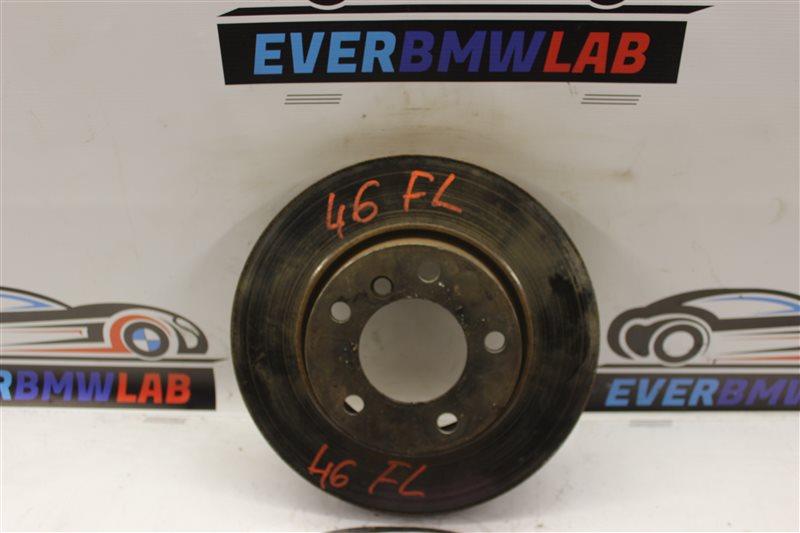 Тормозной диск Bmw 3-Series 318I E46 N42B20A 06/2003 передний левый