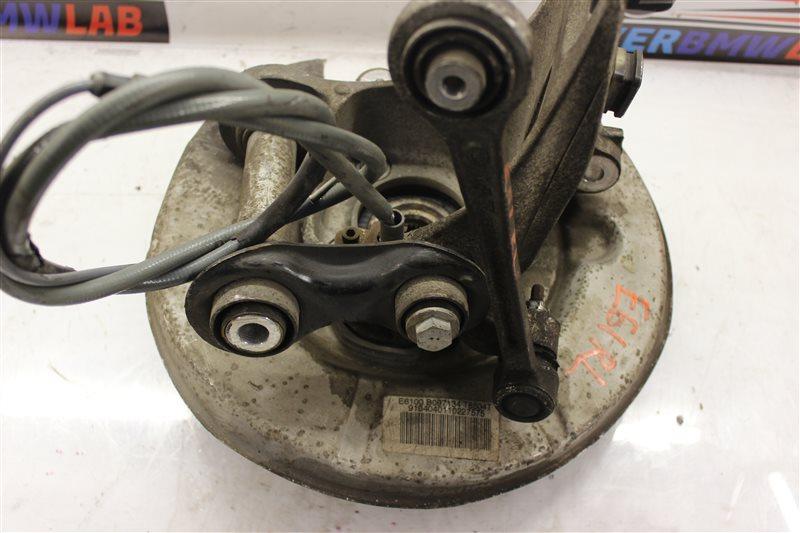 Трос ручника Bmw 5 Series 525I E61 M54B25 (256S5) 04/2004 задний левый