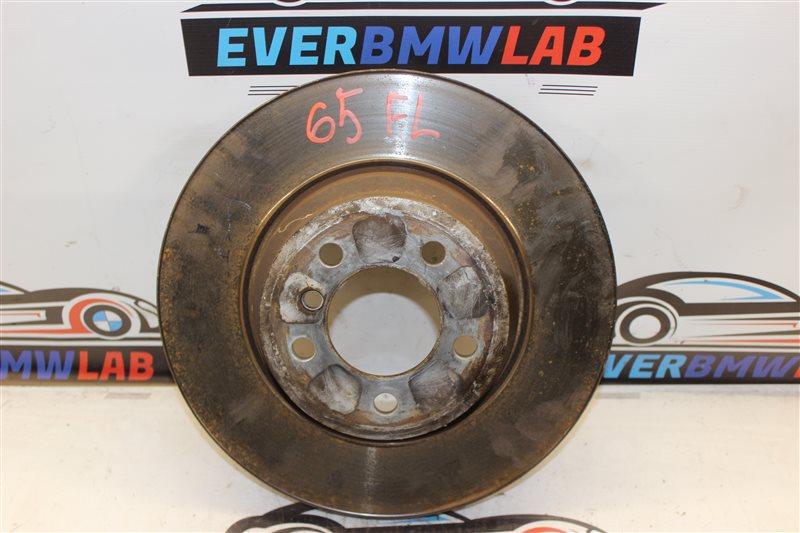 Тормозной диск Bmw 7 Series E65 N62B48B 05/2007 передний