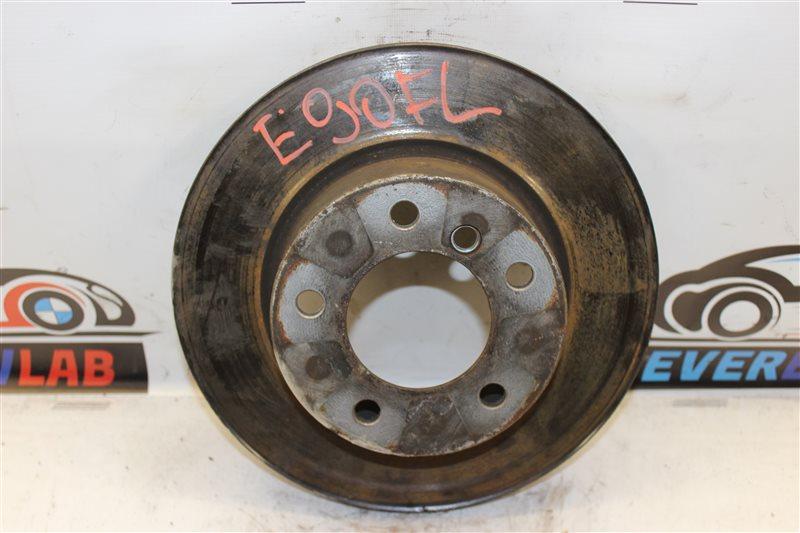 Тормозной диск Bmw 3-Series 320I E 90 N46B20B 09/2005 передний