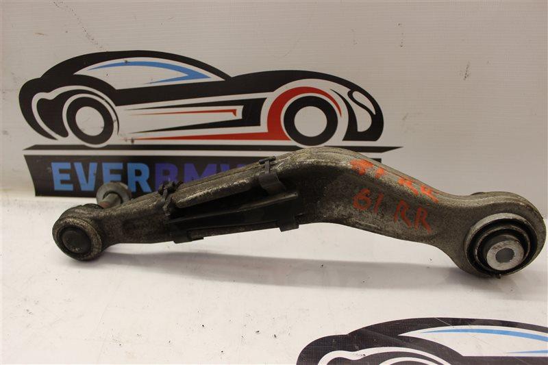 Рычаг подвески Bmw 5 Series 525I E61 M54B25 (256S5) 04/2004 задний правый