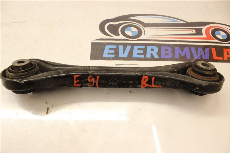 Рычаг подвески Bmw 3-Series 320I E91 N46B20B 07/2007 задний левый