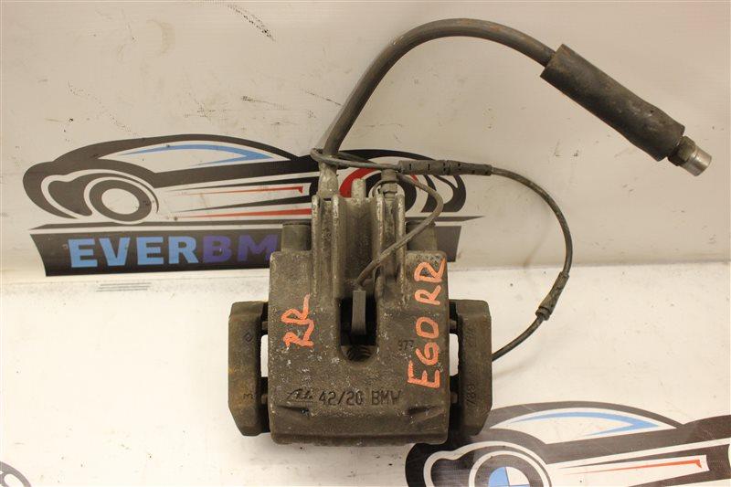 Суппорт Bmw 5 Series 530I E60N N52B30A 03/2008 задний правый
