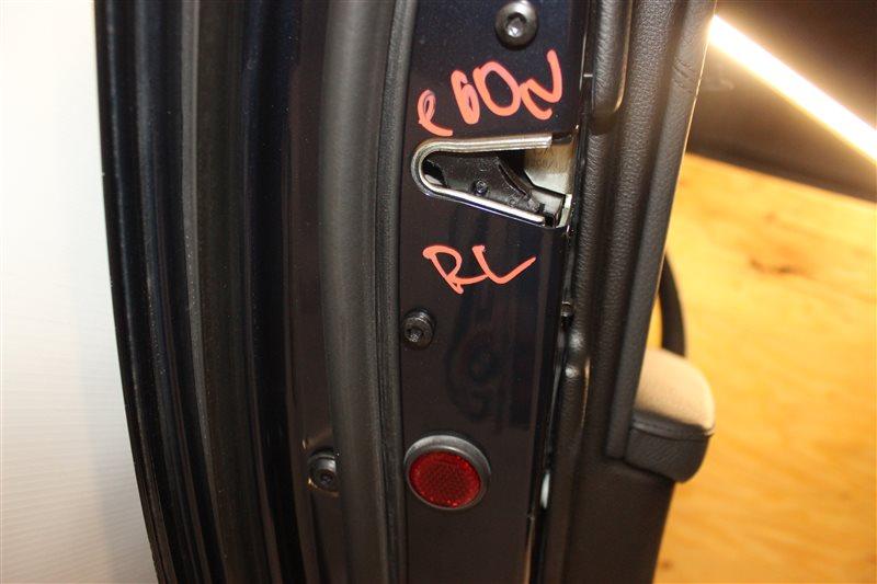 Замок двери Bmw 5 Series 530I E60N N52B30A 03/2008 задний левый