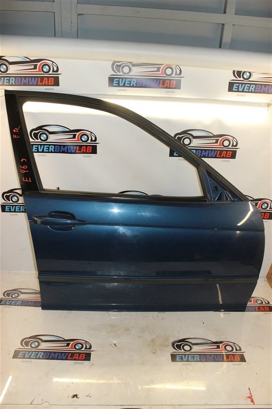 Дверь Bmw 3-Series 318I E46 M43TU 06/2001 передняя правая