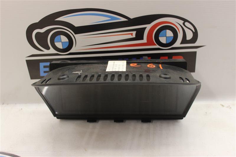 Монитор Bmw 5 Series 525I E61 M54B25 (256S5) 04/2004
