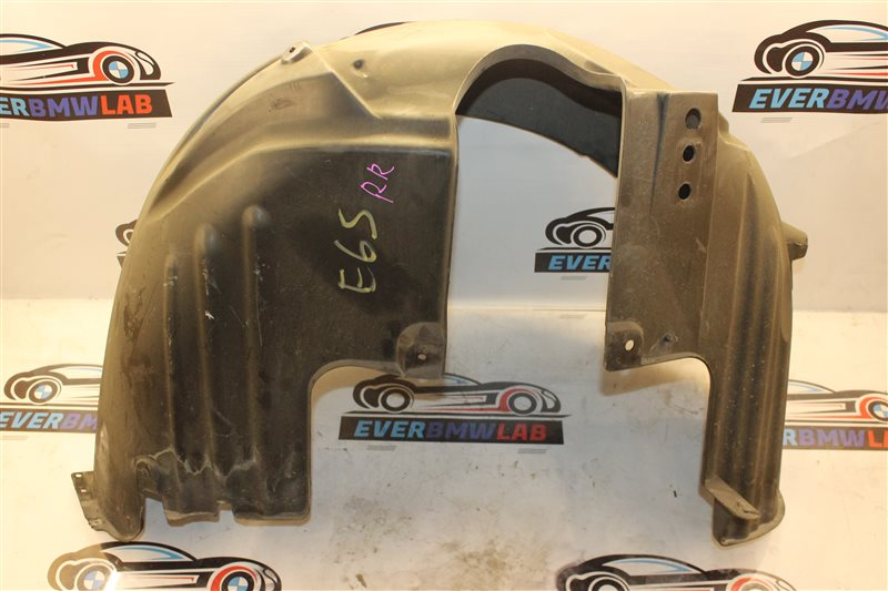 Подкрылок Bmw 7 Series E65 N62B48B 05/2007 задний правый