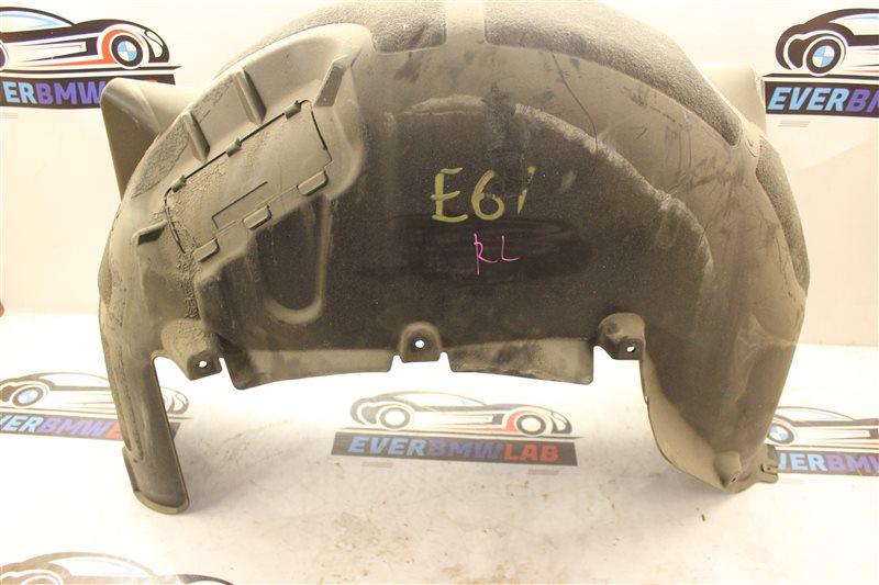 Подкрылок Bmw 5 Series 525I E61 M54B25 (256S5) 04/2004 задний левый