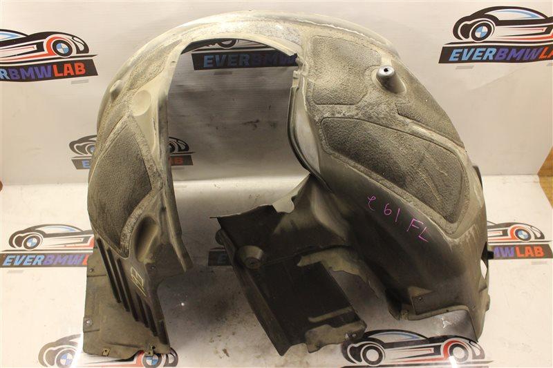 Подкрылок Bmw 5 Series 525I E61 M54B25 (256S5) 04/2004 передний левый