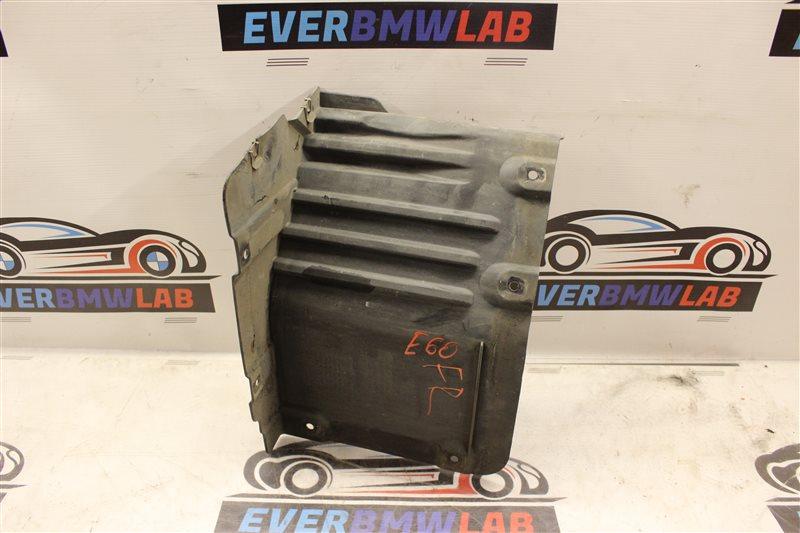 Подкрылок Bmw 5 Series 530I E60N N52B30A 03/2008 передний правый