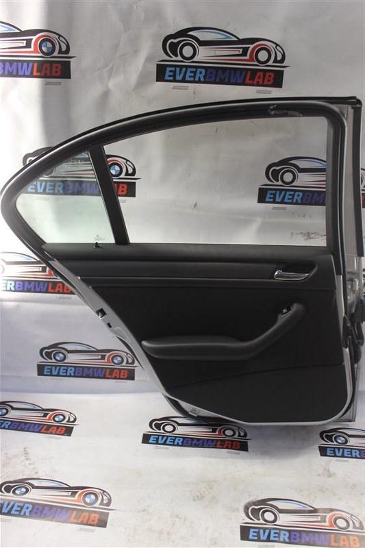 Комплект обшивок дверей Bmw 3-Series 320I E46 M54B22 02/2003 задний