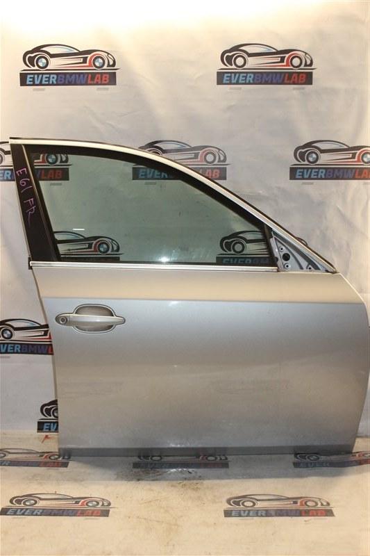 Дверь Bmw 5 Series 525I E61 M54B25 (256S5) 04/2004 передняя правая