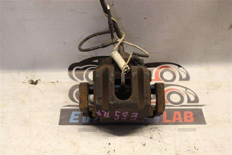 Суппорт Bmw 7 Series E65 N62B48B 05/2007 задний правый
