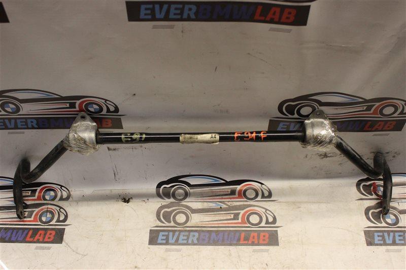 Стабилизатор Bmw 3-Series 320I E 90 N46B20B 09/2005 передний