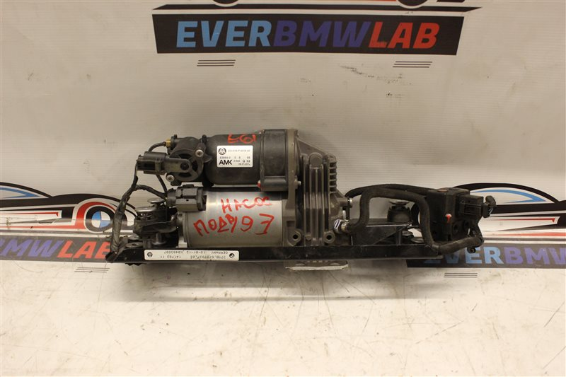 Насос пневмо подвески Bmw 5 Series 525I E61 M54B25 (256S5) 04/2004