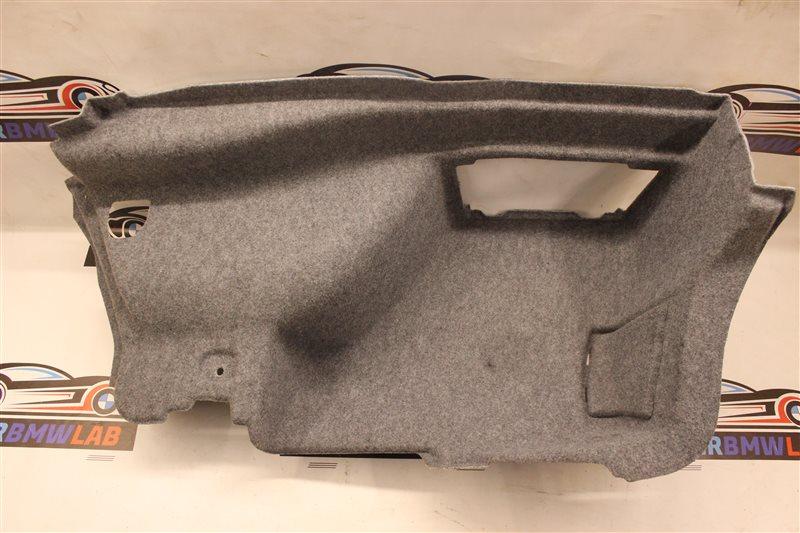 Обшивка багажника Bmw 3-Series 320I E 90 N46B20B 09/2005 задняя левая