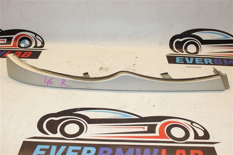 Планка под фары Bmw 3-Series 320I E46 M54B22 02/2003 передняя правая