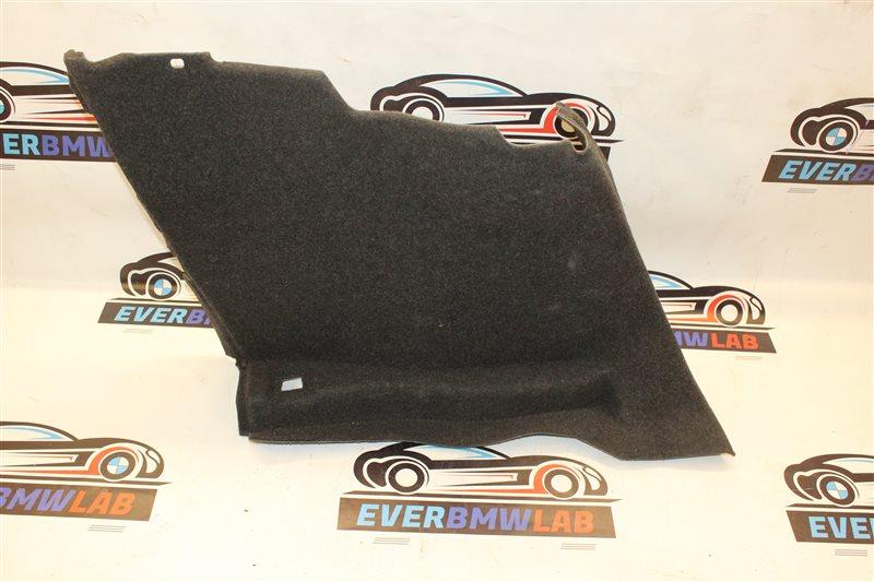 Обшивка багажника Bmw 5 Series 530I E60N N52B30A 03/2008 левая