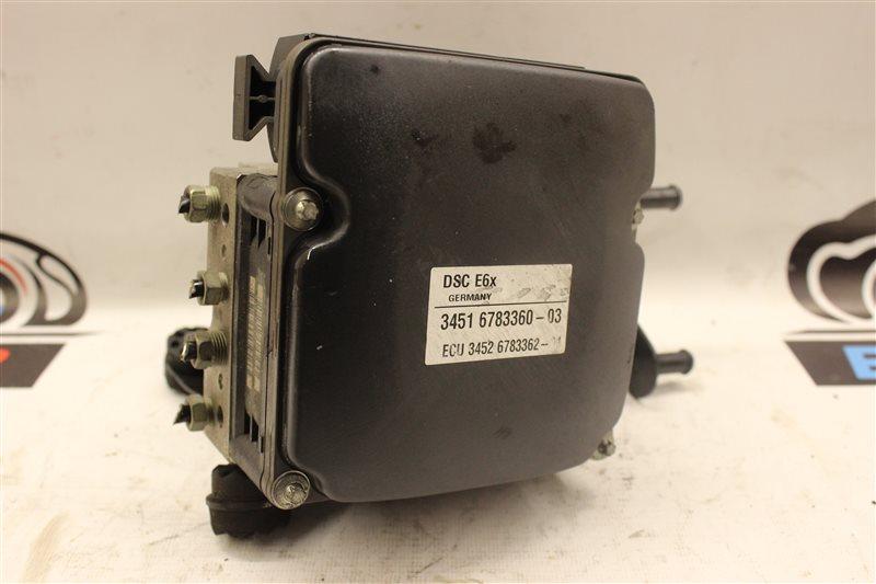 Блок abs Bmw 5 Series 525I E61 M54B25 (256S5) 04/2004