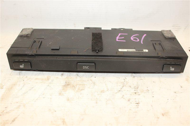 Подогрев сидений Bmw 5 Series 525I E61 M54B25 (256S5) 04/2004