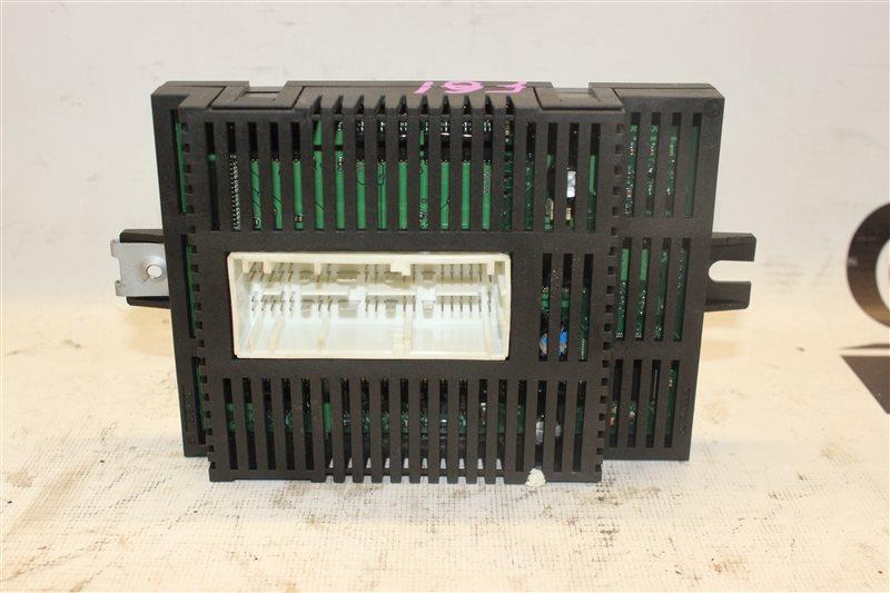 Блок управления светом Bmw 5 Series 525I E61 M54B25 (256S5) 04/2004