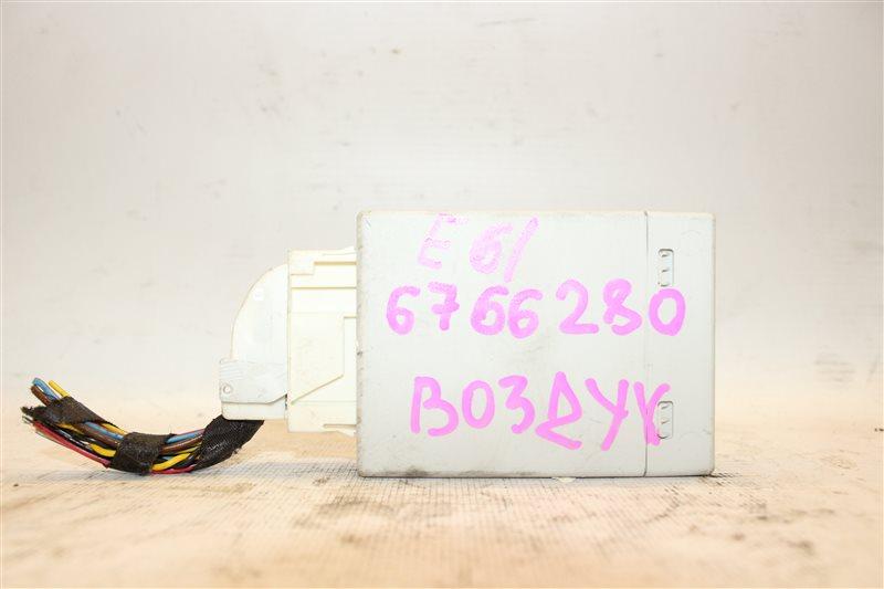 Блок управления Bmw 5 Series 525I E61 M54B25 (256S5) 04/2004