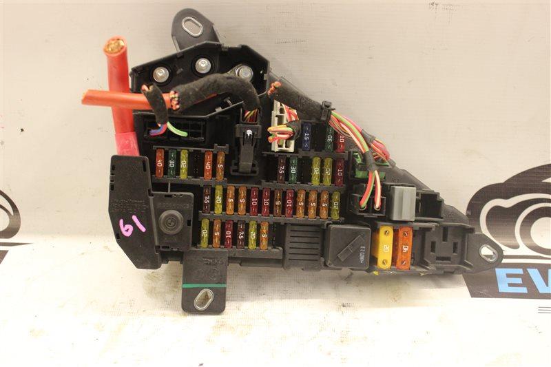 Блок предохранителей Bmw 5 Series 525I E61 M54B25 (256S5) 04/2004